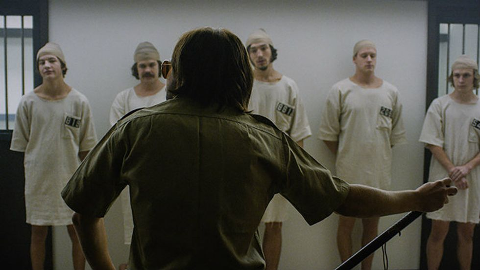 Watch Your Favorite Actors Take Part in The Stanford Prison Experiment