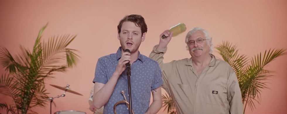 "Beirut Gets Wes Anderson-Absurdist in their Video for ""No No No"""