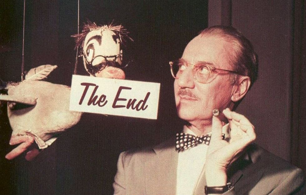 Rob Zombie is Directing a Groucho Marx Biopic