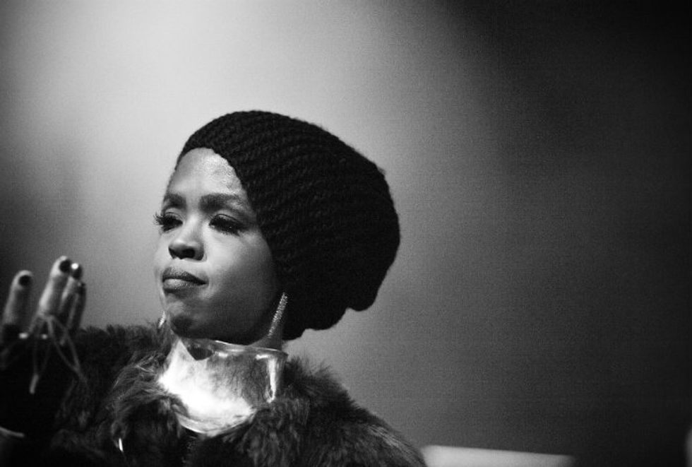"Hear Lauryn Hill's Stirring Cover Of Nina Simone's ""Feeling Good"""