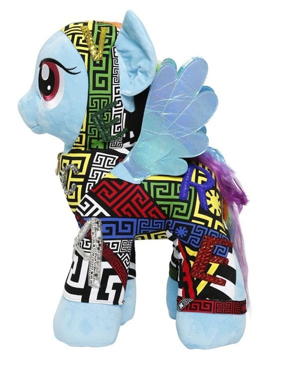 Rick Owens and Other Designers Salute My Little Pony