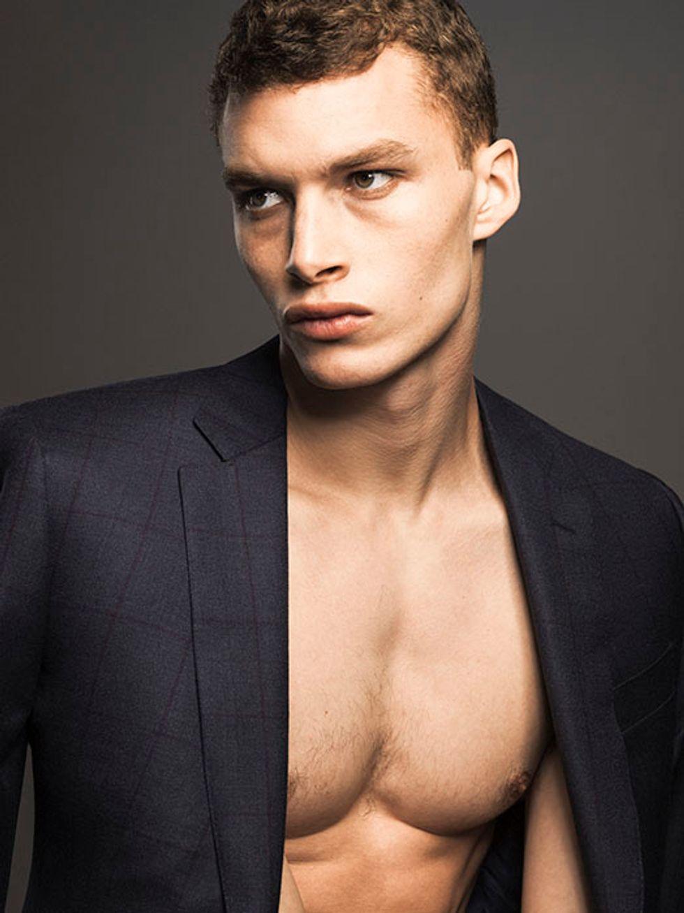 Model Crush Mondays: Louis Mayhew