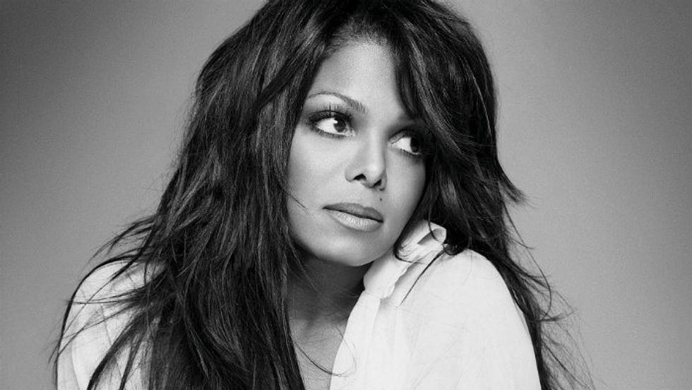Shhhh, Everything is Going to be Okay -- Janet Jackson is Back