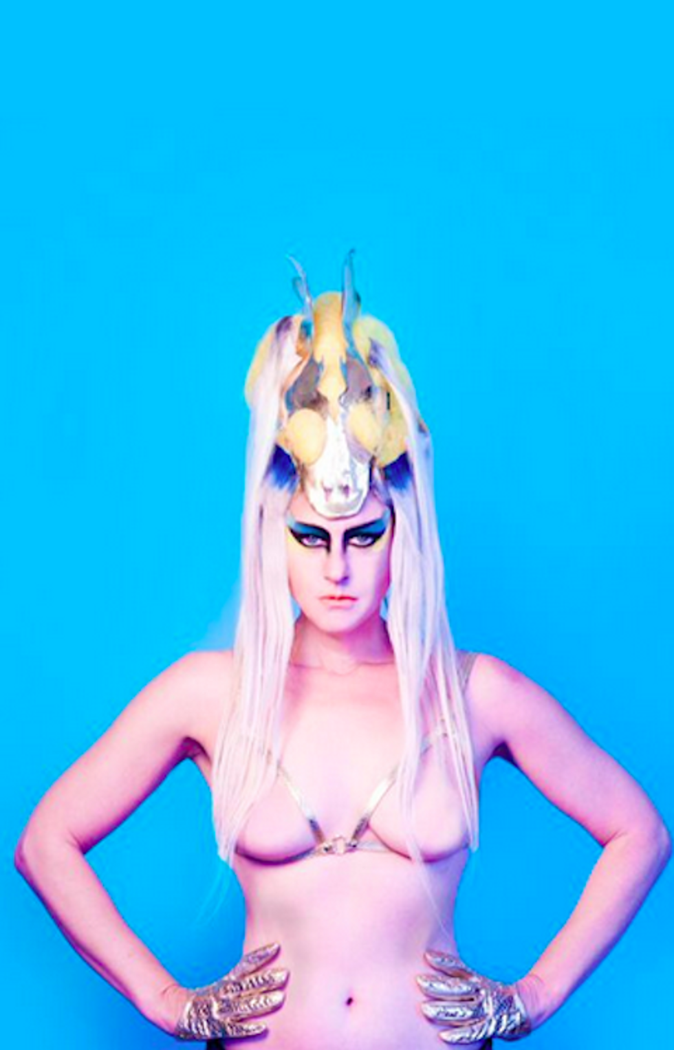 Provocateur Extraordinaire Peaches is Back with a Laser Butt Plug Video