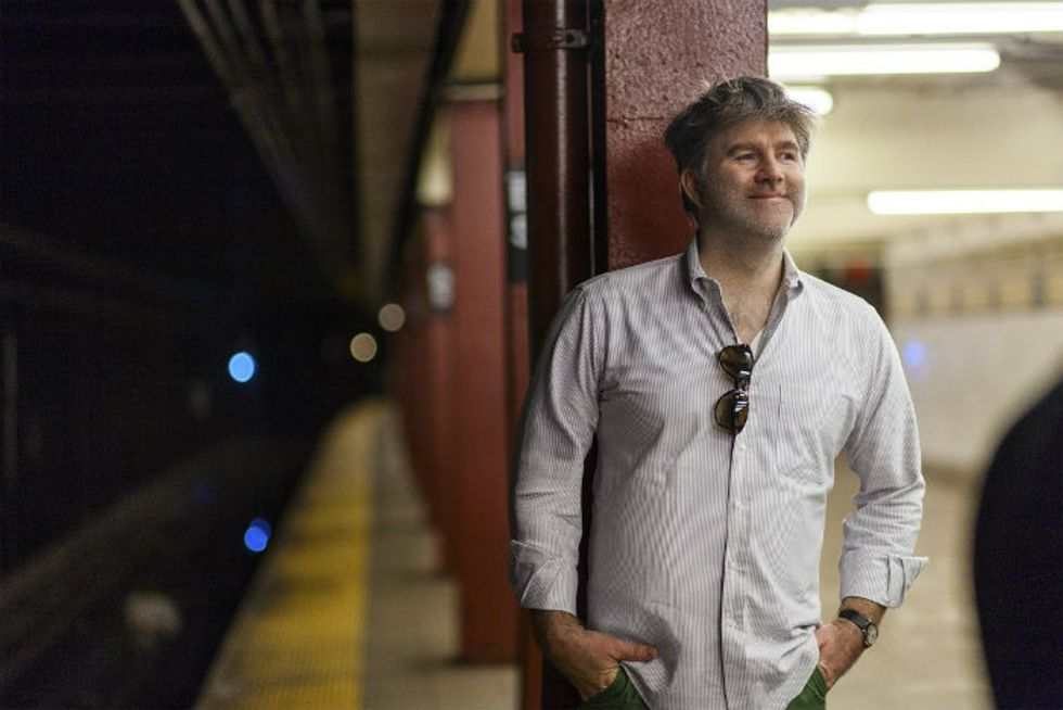 James Murphy's Subway Project Sounds Just Crazy Enough to Work