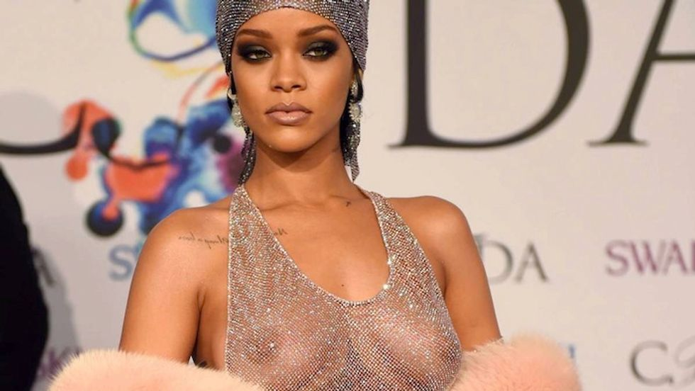 Finally: Rihanna's Getting Her Own Fashion Line