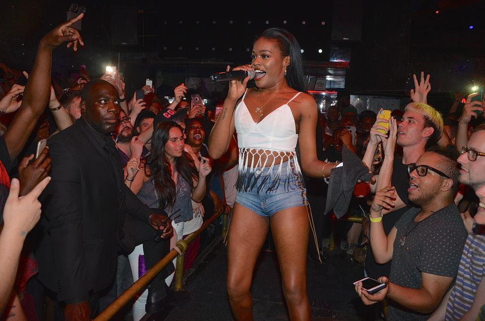 Scenes from Westgay's Penultimate Bash Ft. a Performance By Azealia Banks