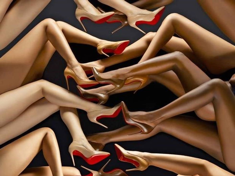"""Louboutin Has Seven New """"Nude"""" Shades for All Skin Tones"""