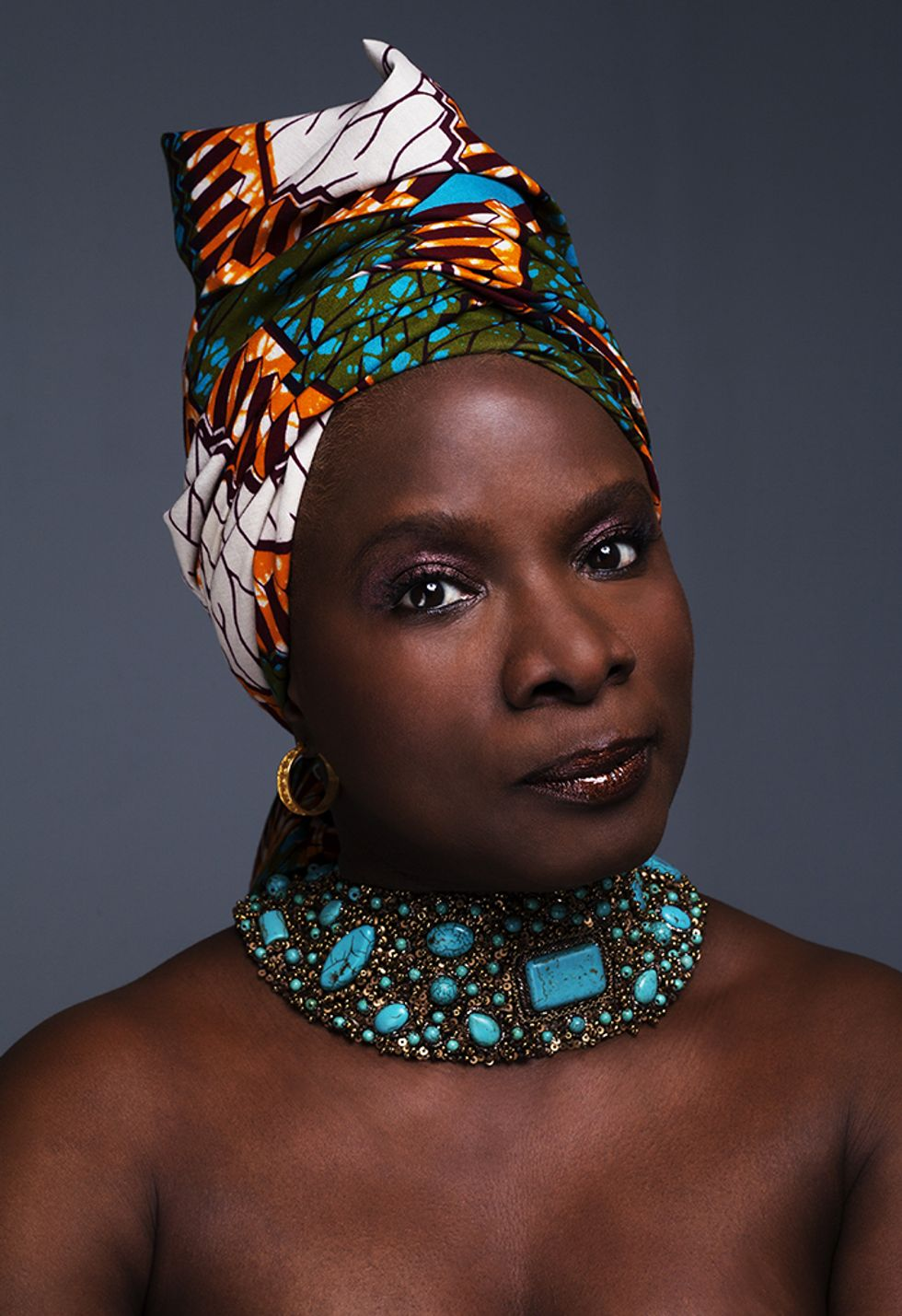 Use Your Voice: Angelique Kidjo