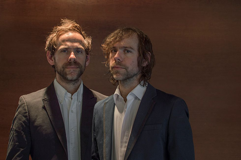 Use Your Voice: Bryce and Aaron Dessner