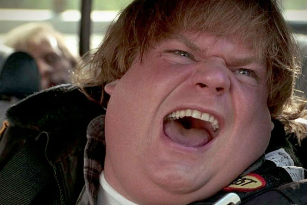 Watch the Heartbreaking Trailer for a New Chris Farley Documentary