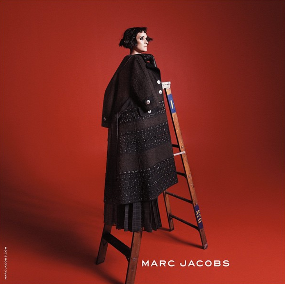 UPDATED: Even More New Faces For Marc Jacobs's Campaign