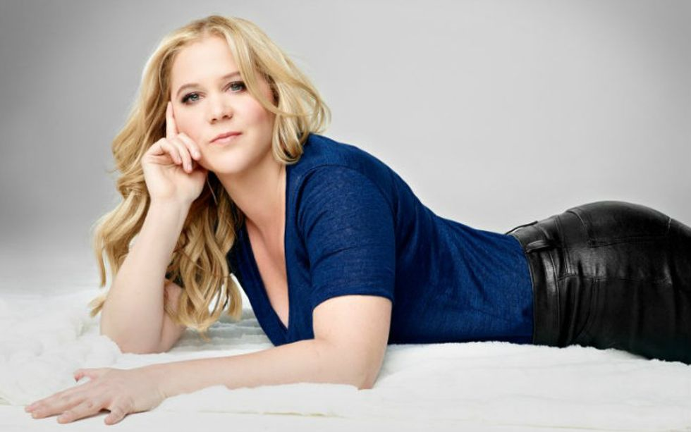 "Amy Schumer Defends Herself Against Accusations She Has a ""Large Blind Spot Around Race"""