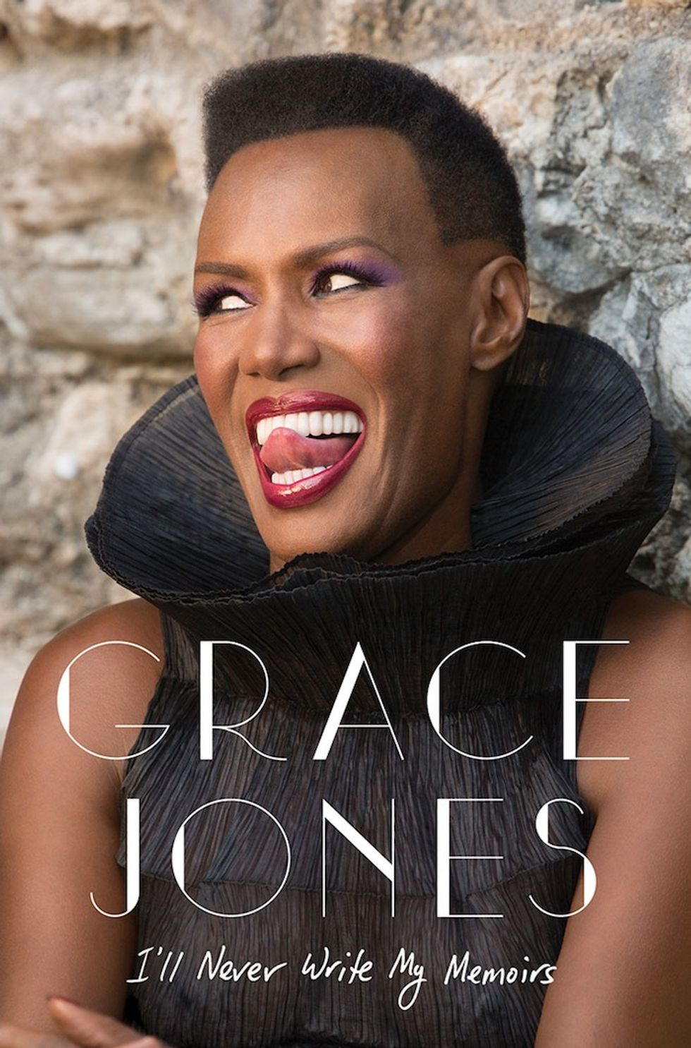 Grace Jones Will Finally Release Her Memoir This Fall