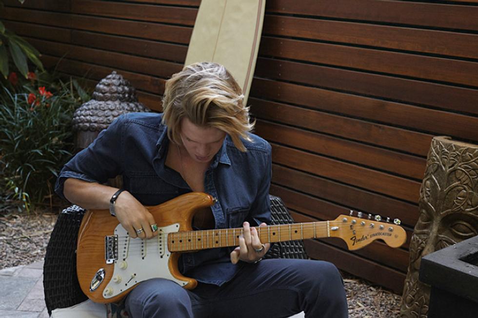 Stream Songs Off of Cody Simpson's New Album, Free