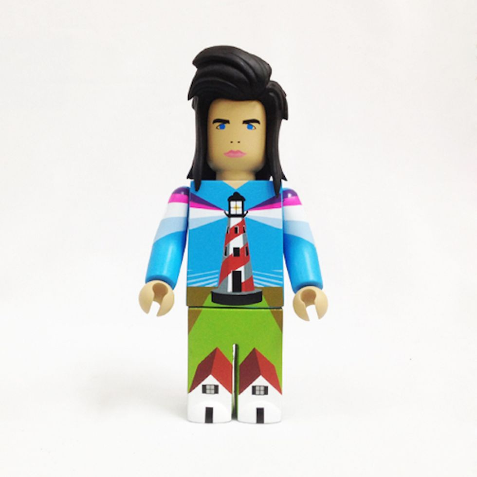Lord of Darkness Nick Cave Gets Immortalized As a Toy