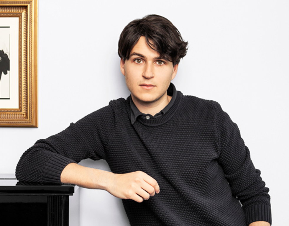 Twitter Genius Ezra Koenig is Hosting His Own Beats 1 Radio Show