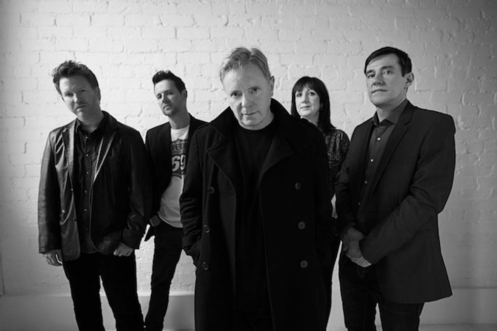 New Order Will Have Elly Jackson, Brandon Flowers and Iggy Pop on New Album