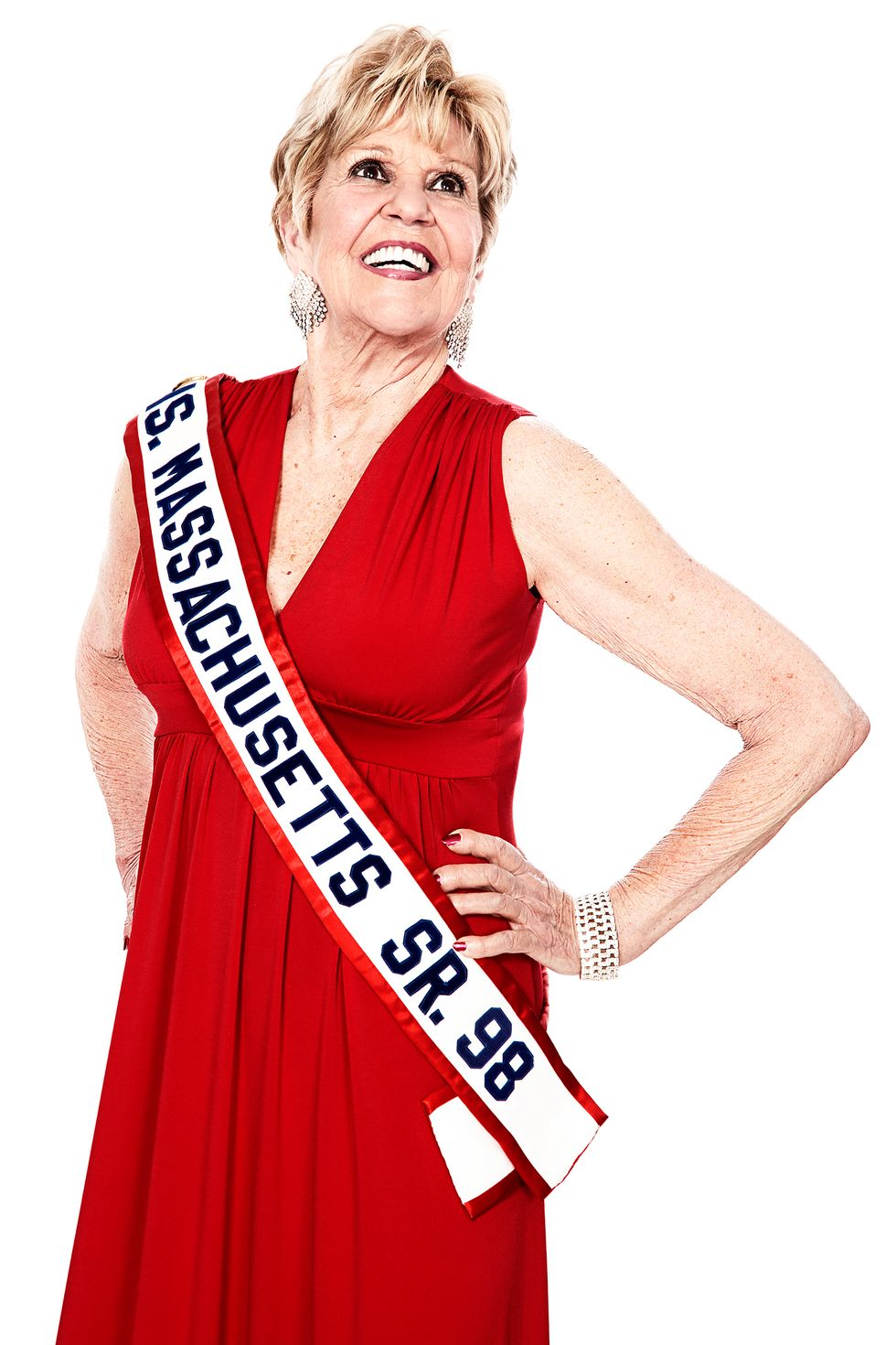 Check Out These Inspiring Portraits From the Ms. Senior America Pageant