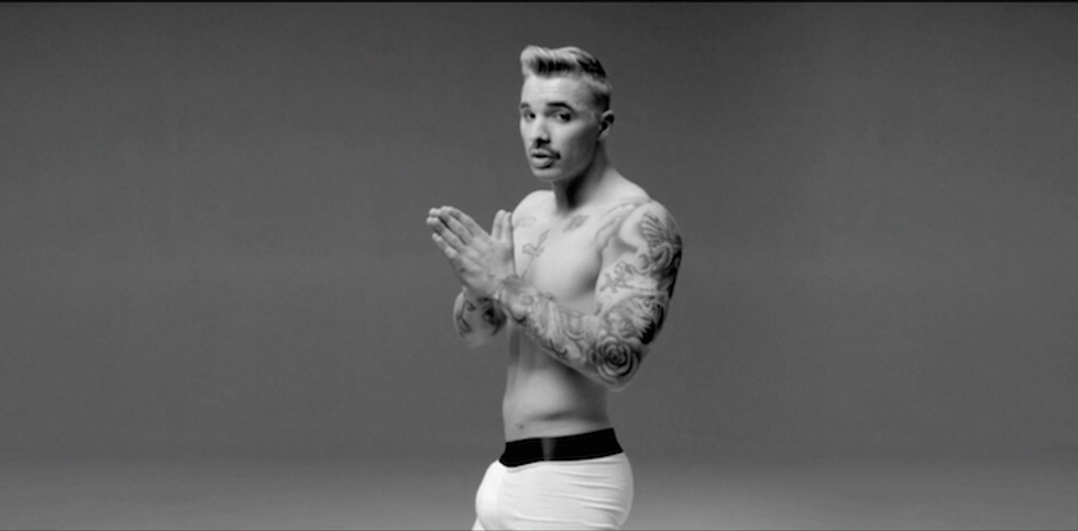"""Here's Drake as Bieber, Kanye and More in HIs New Video for """"Energy"""""""