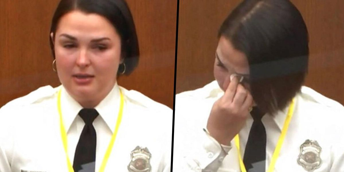 Off-Duty Firefighter Says She Begged Officers to Let Her Check George Floyd's Pulse But They Didn't Let Her