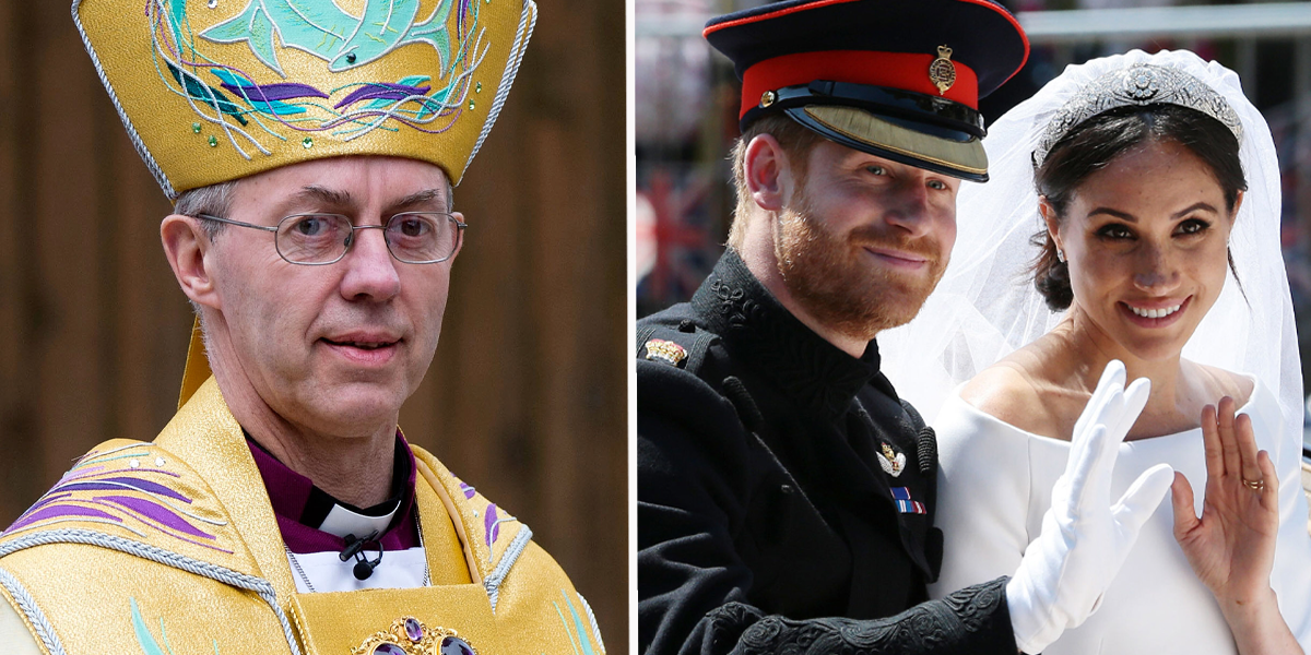 Prince Harry and Meghan Markle Did Not Marry Before Official Royal Wedding, Archbishop of Canterbury Confirms