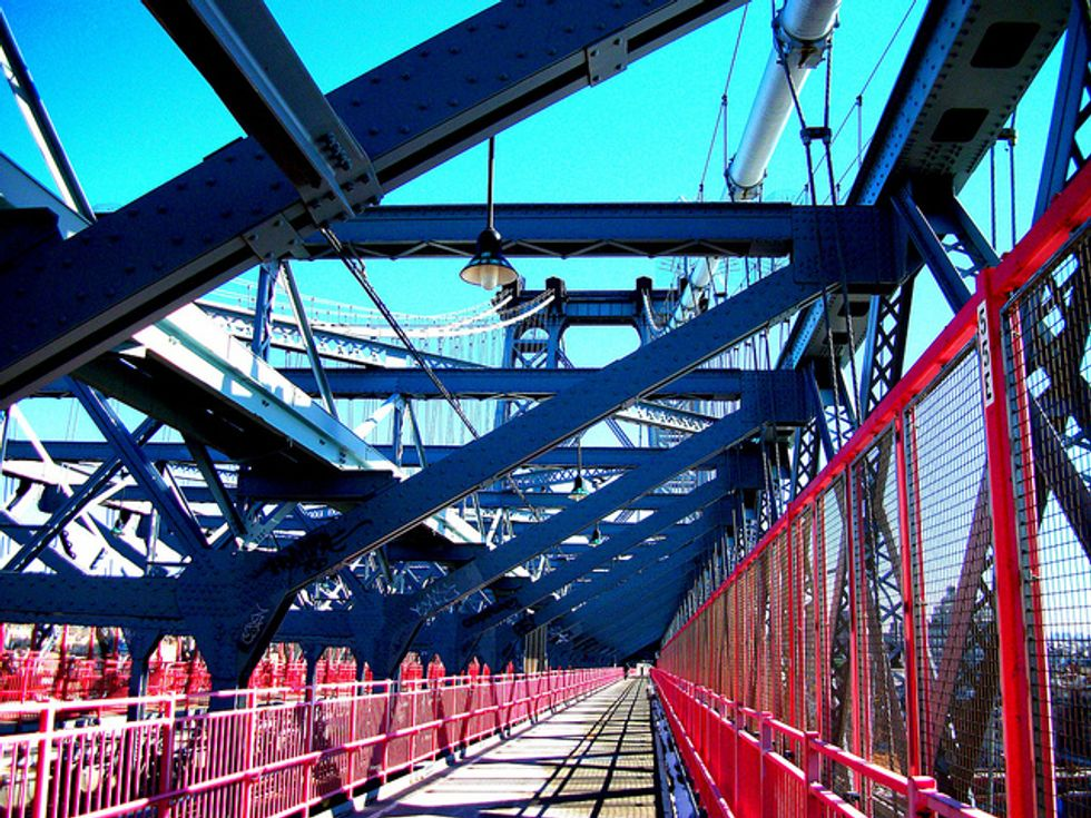 This App Soundtracks Your Williamsburg Bridge Journey with Mykki Blanco