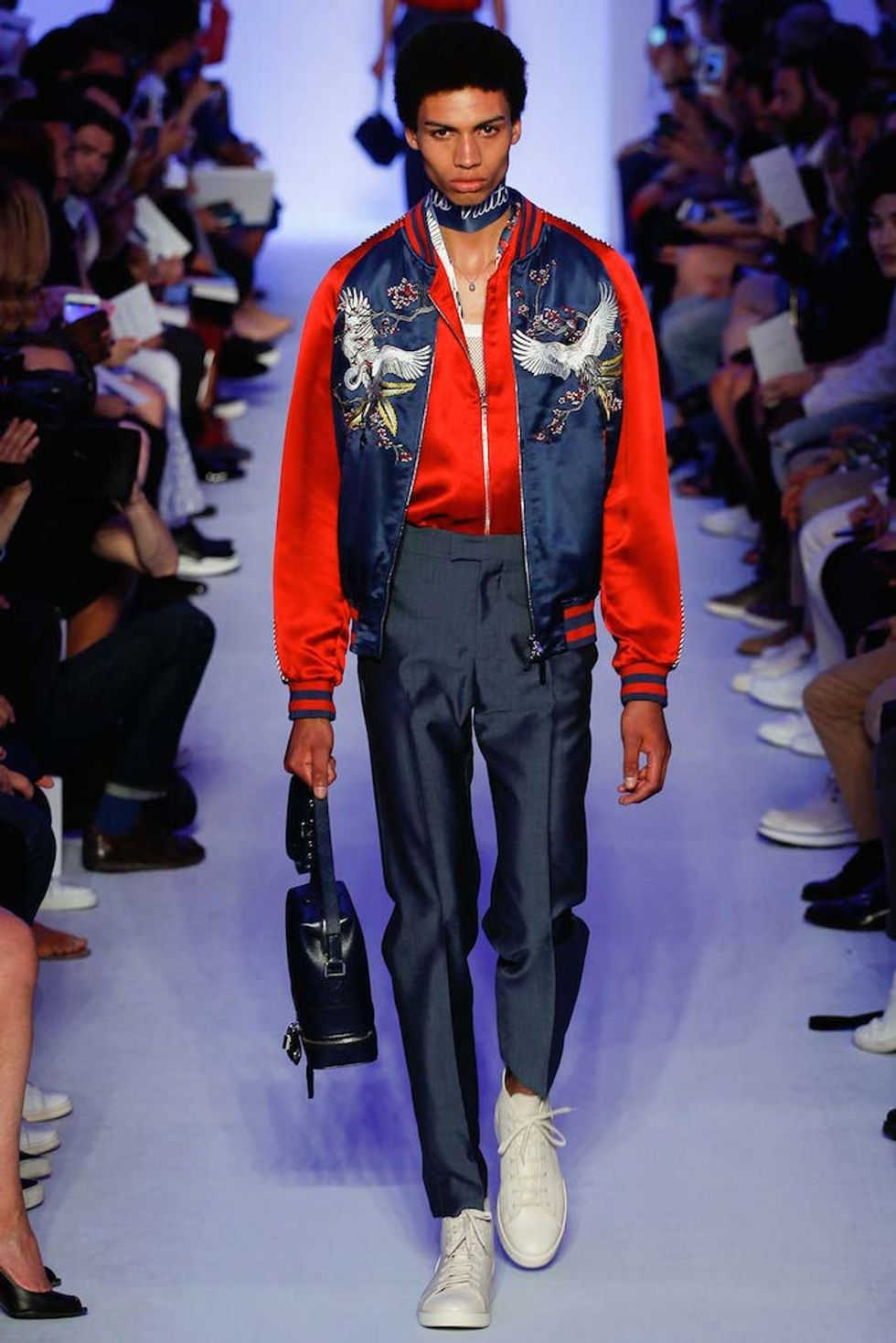 The Diverse Breakout Male Models of the European Men's Collections