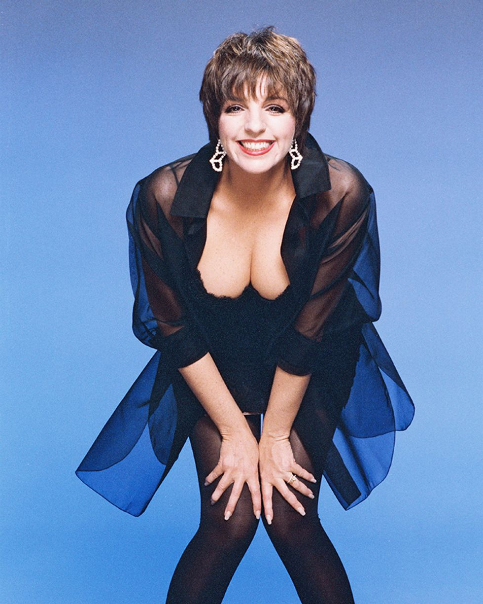 10 Things That Make Liza Minnelli Happy