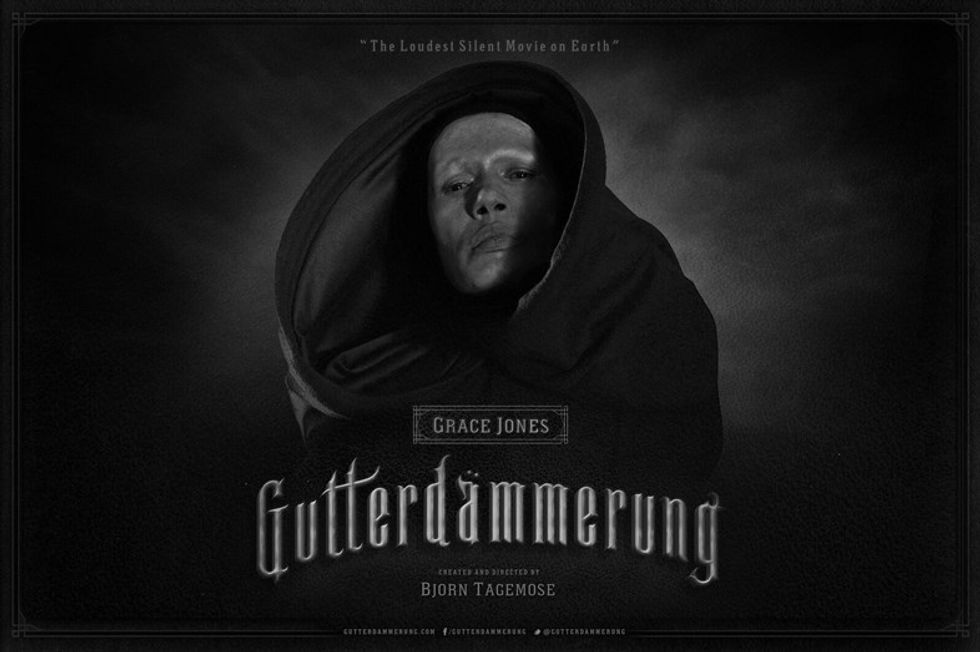 Grace Jones and Iggy Pop Are Starring In an Insane New Silent Movie