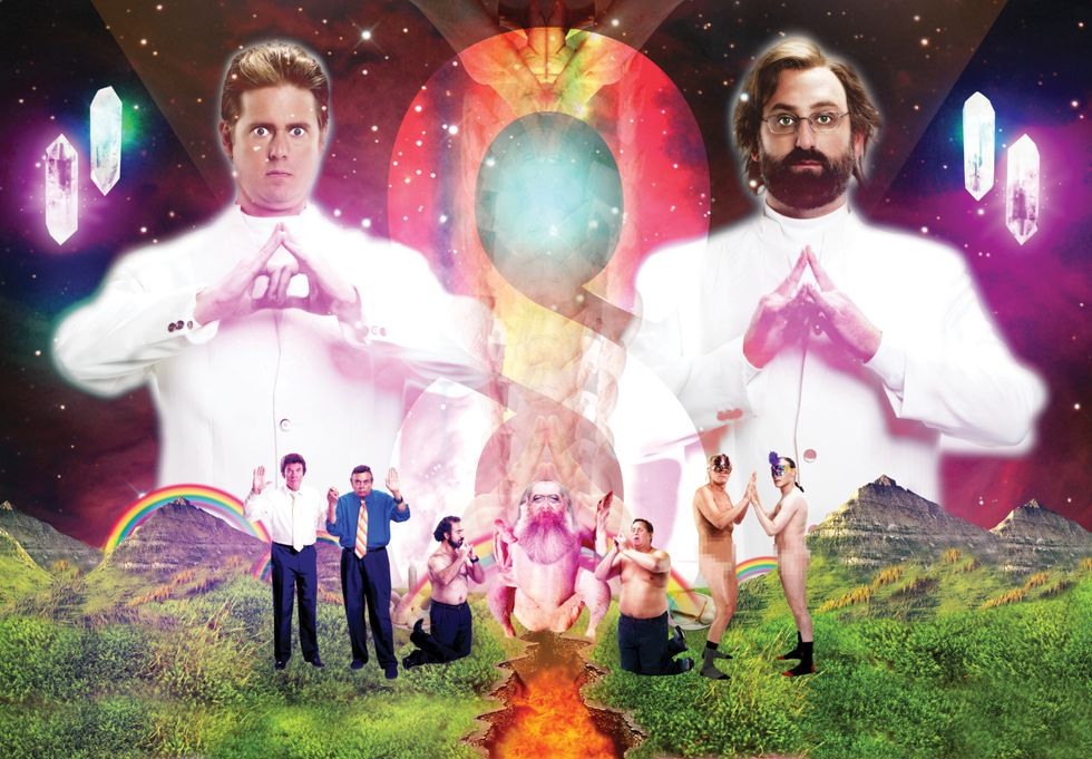 Listen to Your Diarrhea: A Journey Into the Heart of Tim & Eric's Zone Theory