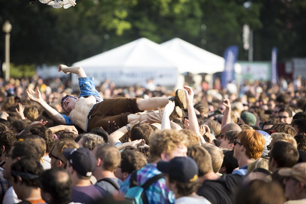 Your Guide to Pitchfork Festival's Unofficial Afterparties