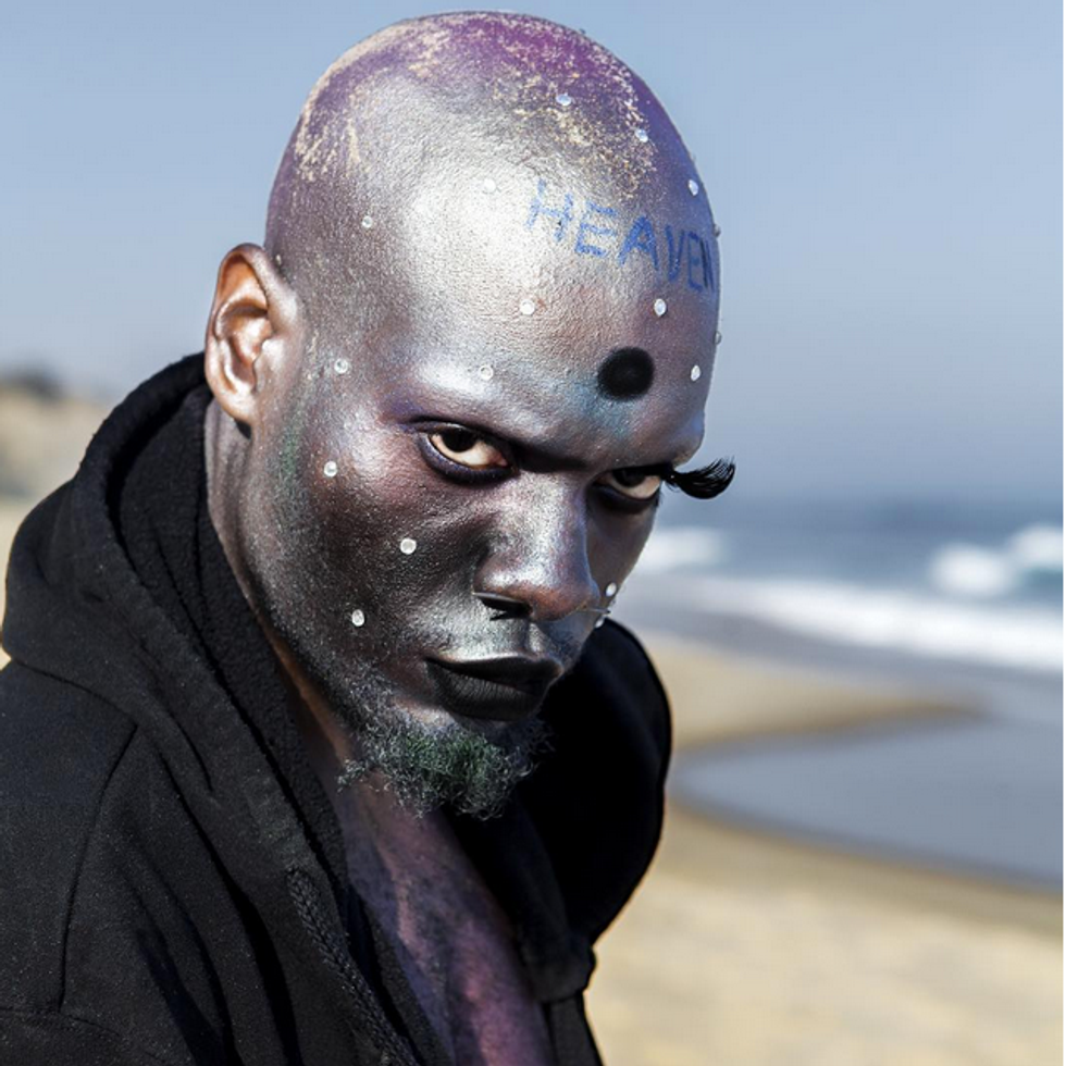 """Meet Serpent With Feet, the NYC Musician Leading the """"Pagan Gospel"""" Movement"""
