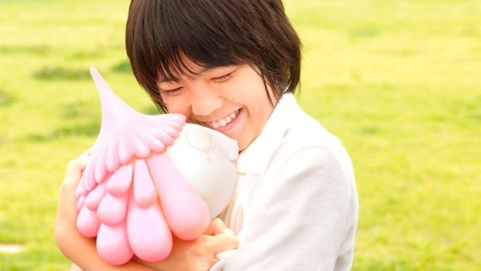 """Takashi Murakami Talks His Creepy-Kawaii Film """"Jellyfish Eyes"""""""