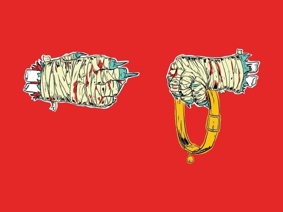 "Witness the Birth of Purrcore with Run the Jewels' Absurdist Cat Noise Remix of ""Early"""