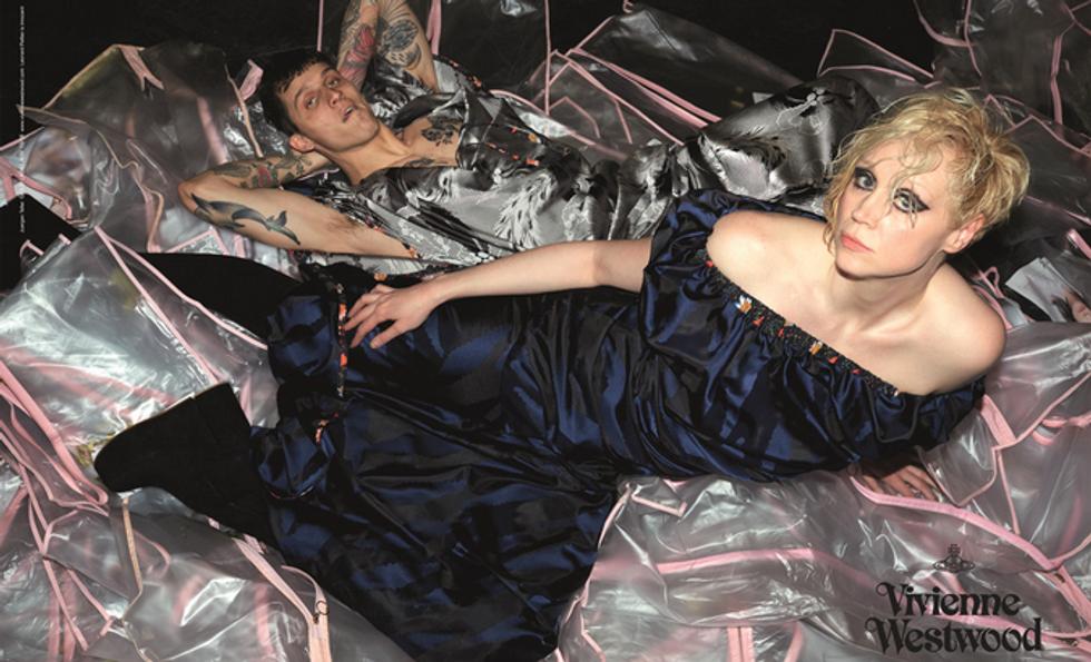 Gwendoline Christie -- AKA GoT's Brienne of Tarth -- Stars In Vivienne Westwood's New Campaign