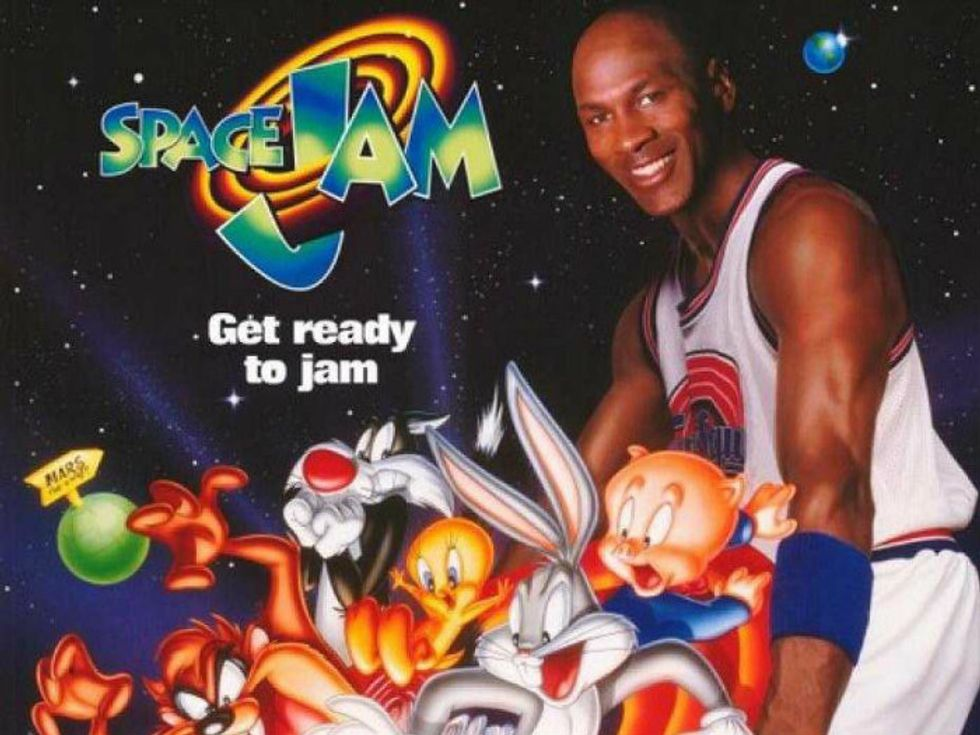 How I Learned to Stop Worrying and Love Space Jam 2