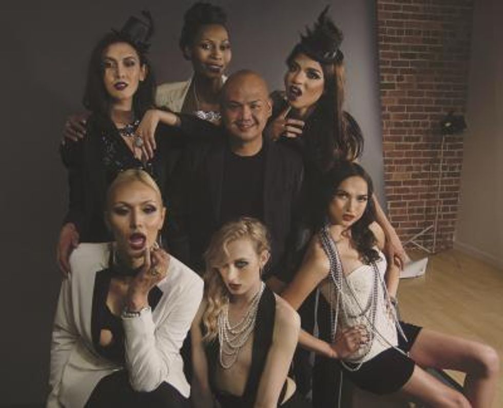 The First Trans-Exclusive Modeling Agency Launches in LA