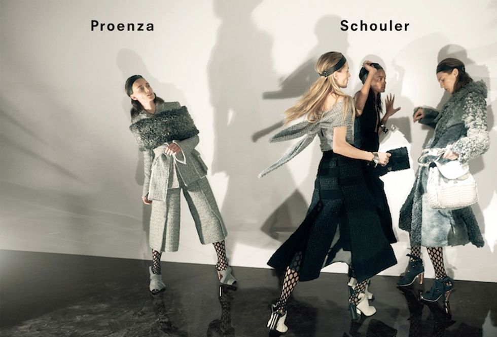 Check Out Proenza Schouler's Dreamy New Campaign