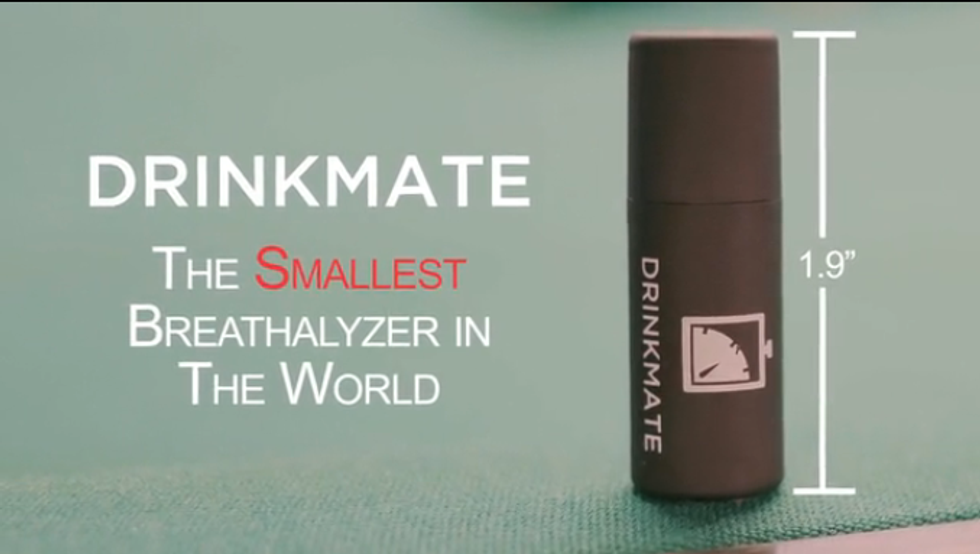 DrinkMate is Both the Best App and the Best Case for Peer Pressure