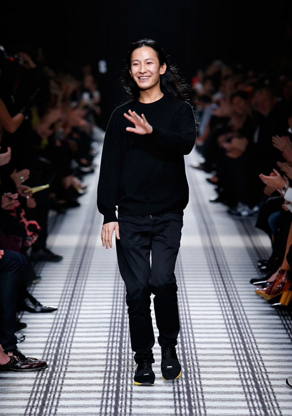 Alexander Wang Is Stepping Down As Creative Director of Balenciaga