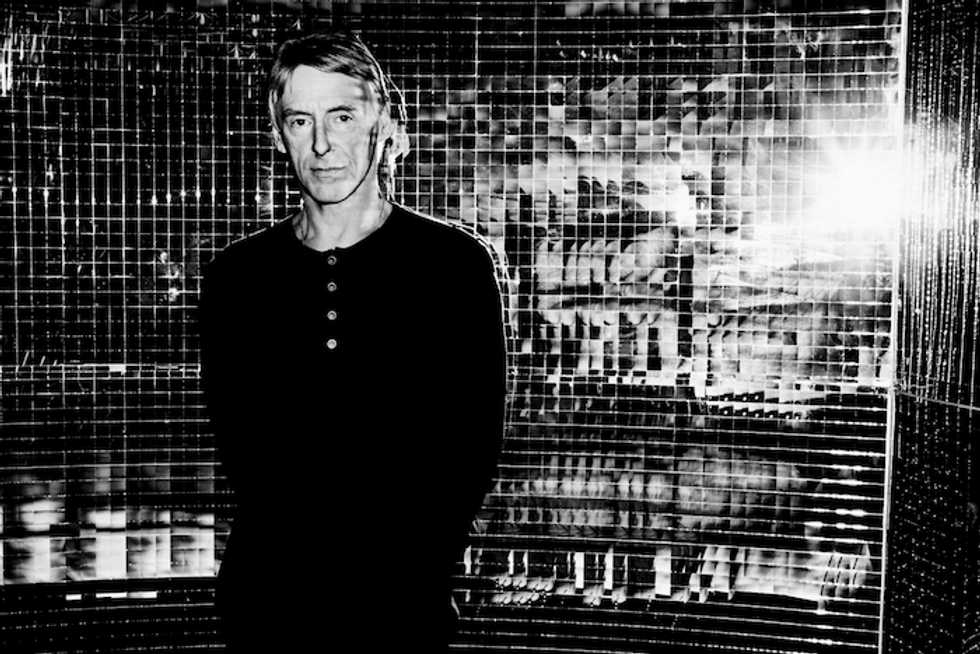 Paul Weller On His New Record, Getting Inspiration from Happiness and Writing the Perfect Song