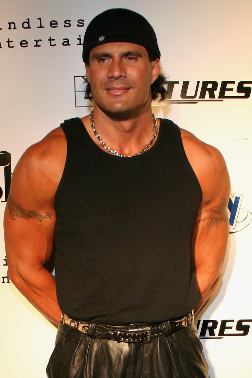 Jose Canseco Thinks Dressing As a Woman Means He Understands Being Trans