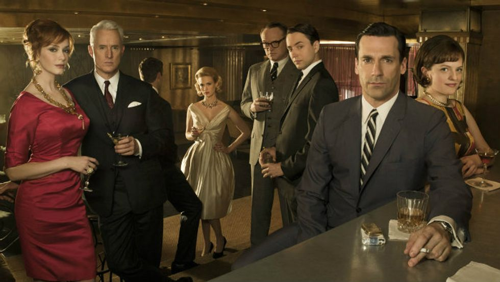 Things You Should Buy From the Mad Men Auction