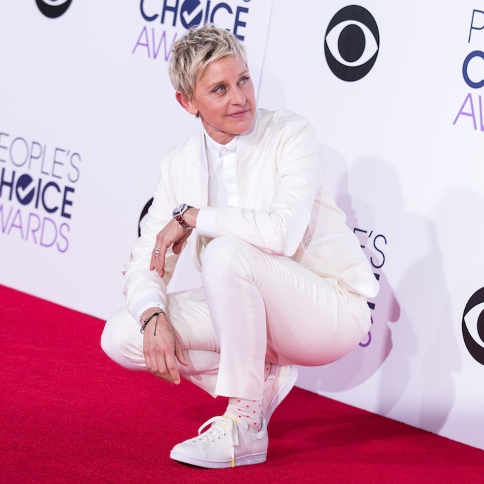 Kanye Loves Ellen DeGeneres' New Line of Linen Kale Coasters