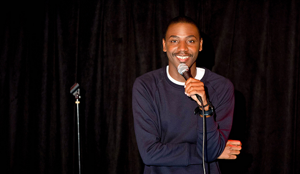 Rising Comic Jerrod Carmichael On Stand-Up, Millennials and Joking About Police Brutality