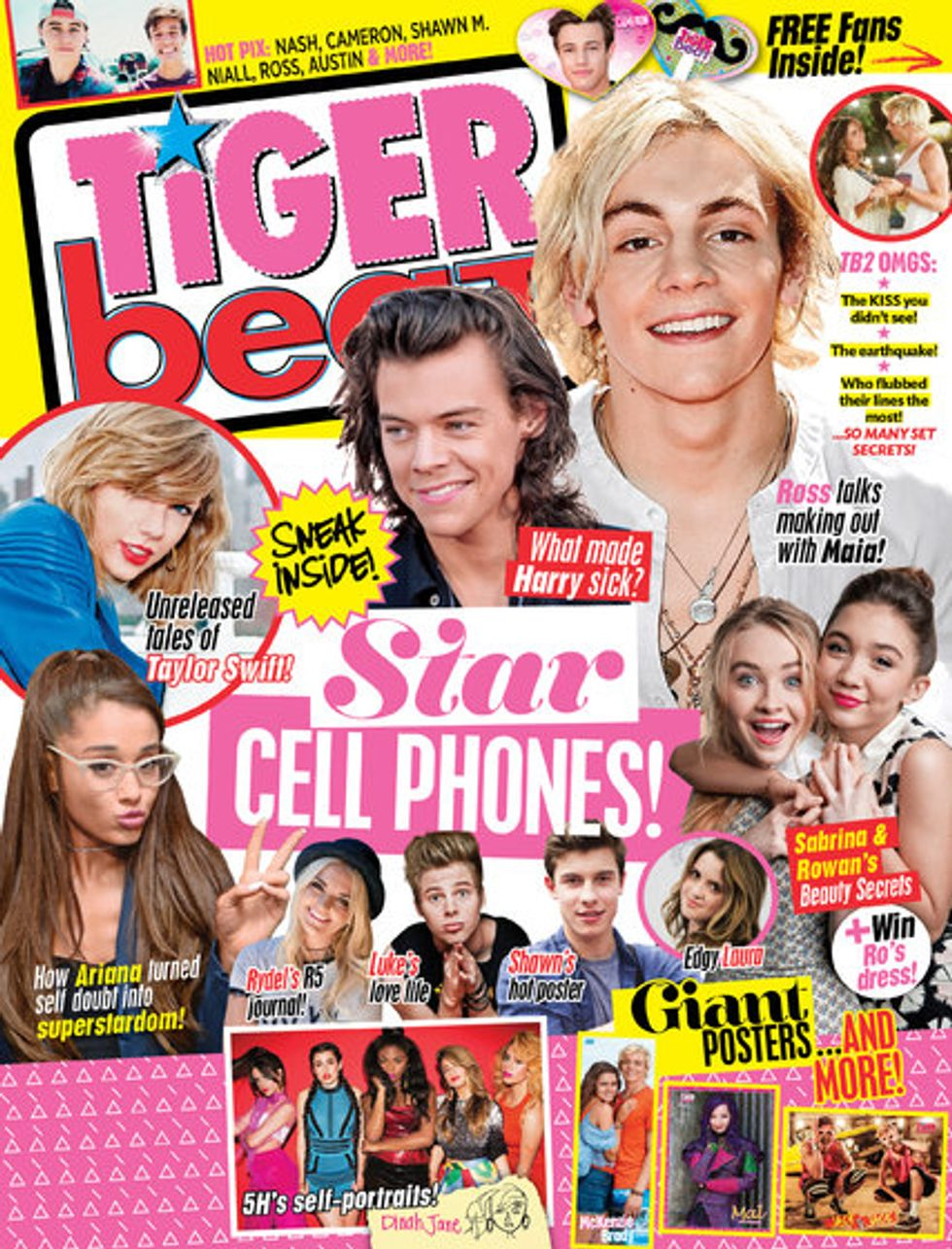 Tiger Beat is Coming Back
