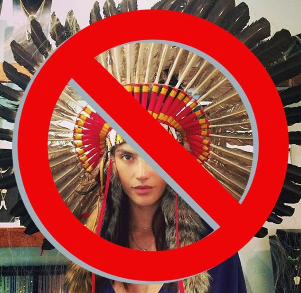 #DearNonNatives Is the Important Native American Hashtag You Need To Read