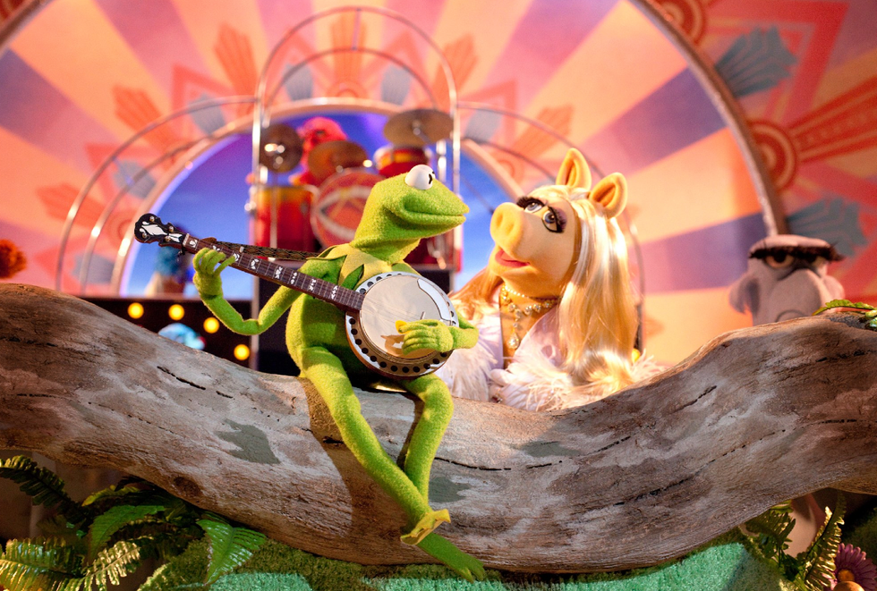 Everything Is Horrible: Kermit and Miss Piggy Are Calling It Quits, Too