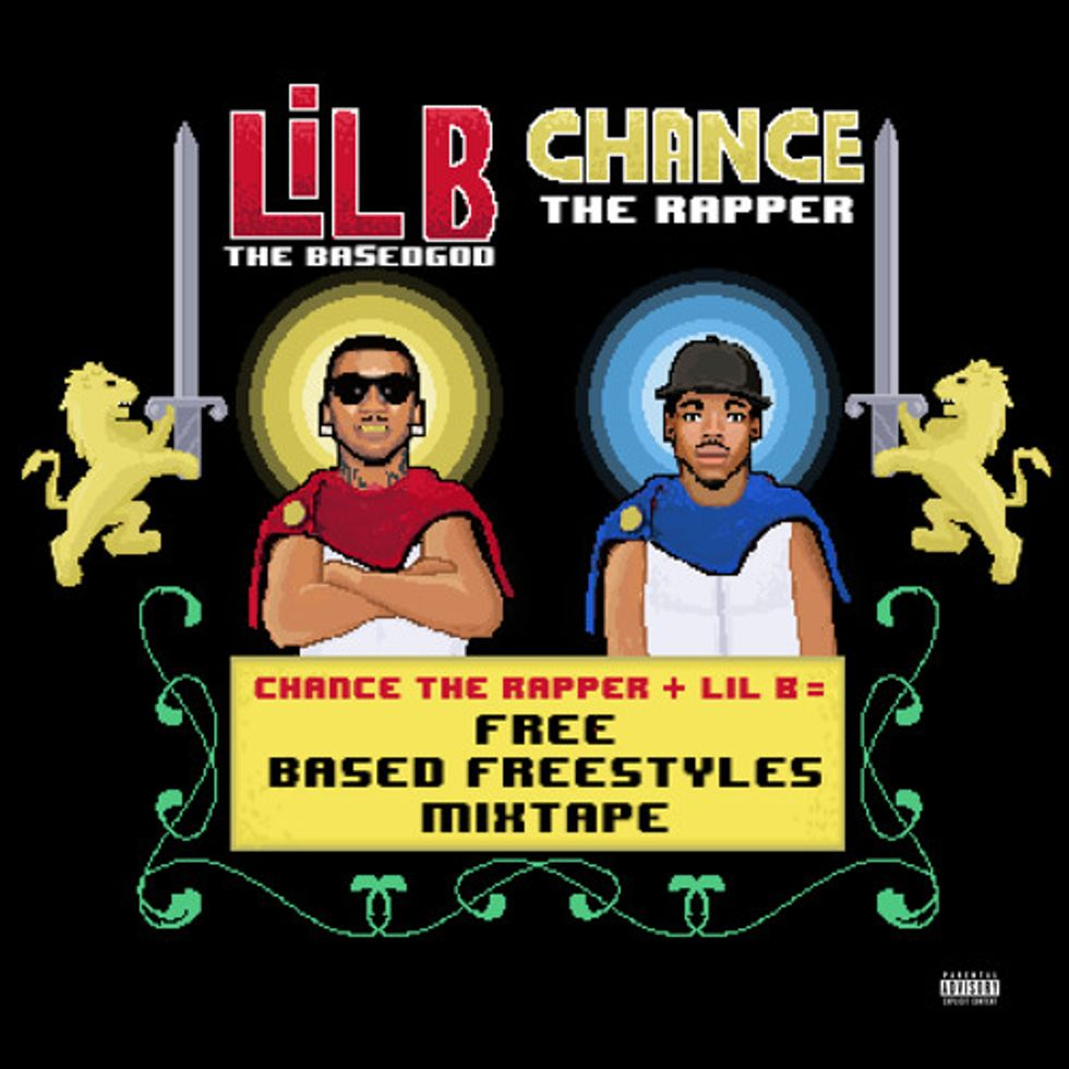 Lil B and Chance the Rapper's Collaborative Mixtape is Great